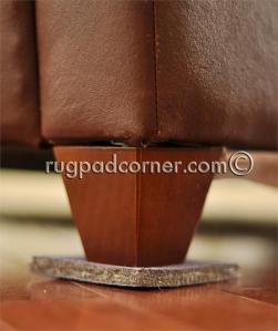Dura Grip Furniture Floor Pads The Answer To How To Stop Furniture From Moving And Sliding And